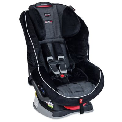 BRITAX Boulevard (G4.1) Convertible Car Seat in Onyx