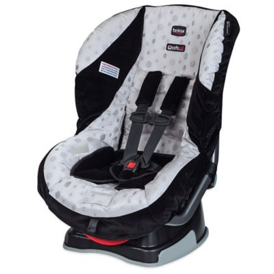 BRITAX Roundabout XE (G4.1) Convertible Car Seat in Silverlake