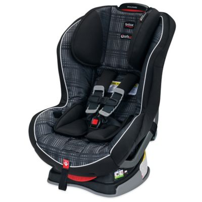 BRITAX Boulevard XE (G4.1) Convertible Car Seat in Domino