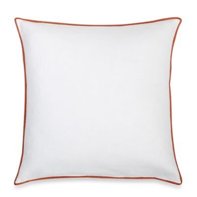 Bellora® Bart Square Throw Pillow in Geranium