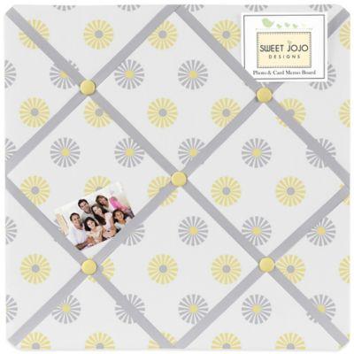 Sweet Jojo Designs Mod Garden Memo Board