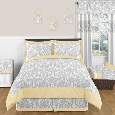 Sweet Jojo Designs Avery Twin Bedding Set
