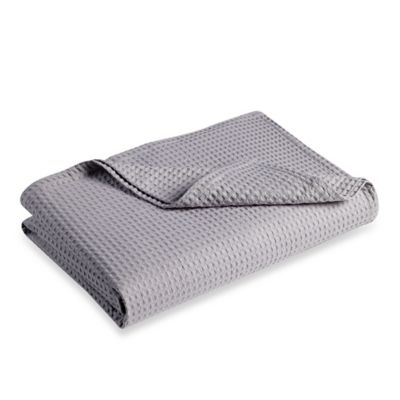 Bellora® Noto King Blanket in Slate