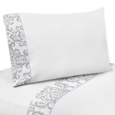 Sweet Jojo Designs Elizabeth Twin Sheet Set