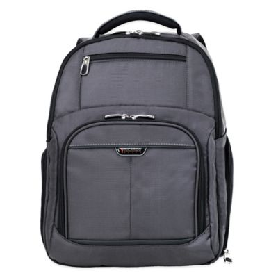 Ricardo Beverly Hills Mar Vista 17-Inch Backpack in Graphite