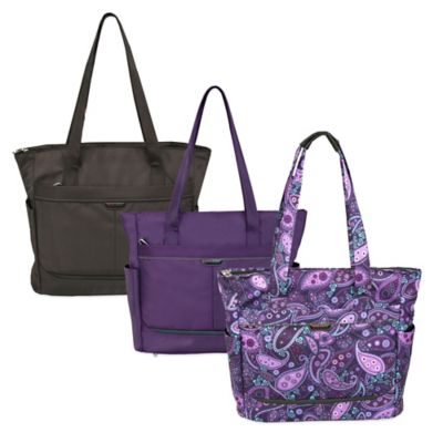Ricardo Beverly Hills Mar Vista 18-Inch Shopper Tote in Iris Purple