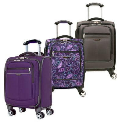 Ricardo Beverly Hills Mar Vista 17-Inch 4-Wheel Expandable Wheelaboard™ Spinner in Graphite