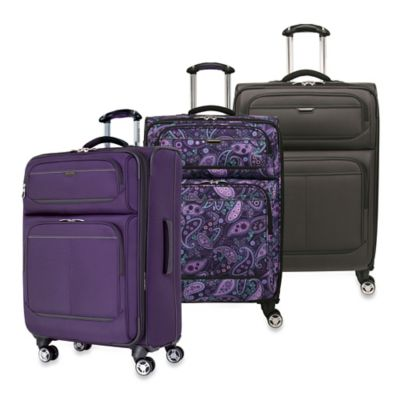 Ricardo Beverly Hills Mar Vista 28-Inch 4-Wheel Upright in Purple Paisley