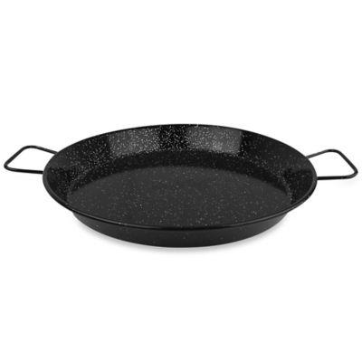 Magefesa® 12-Inch Enameled Steel Paella Pan