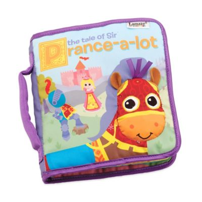"Lamaze® ""The Tale of Sir Prance-a-Lot"" Soft Book"