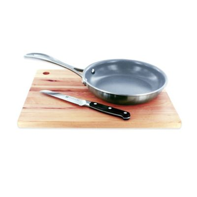 Gray Fry Pan Set