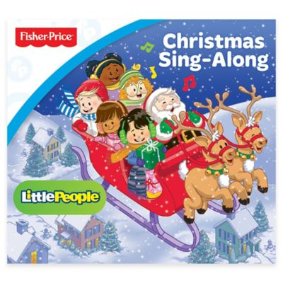 Fisher-Price® Little People® Christmas Sing-Along CD
