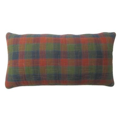 Donna Sharp Campfire Square Rectangle Throw Pillow