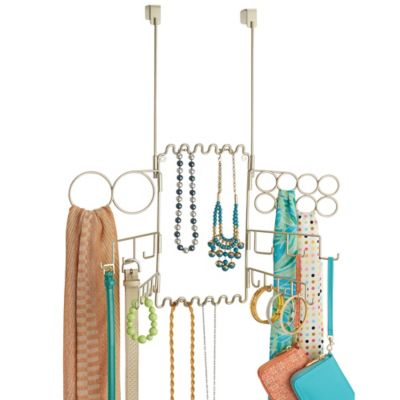 Over-the-Door Jewelry Organizer Jewelry Organizers