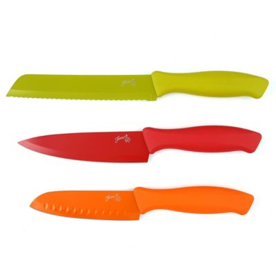 Fiesta® 6-Piece Chef Knife Set