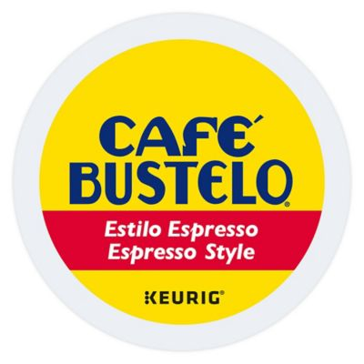 Cafe Bustelo Kitchen