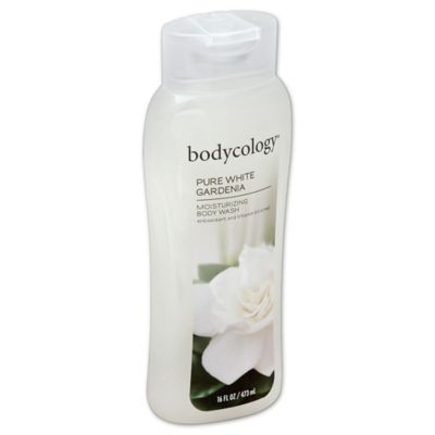Bodycology® Pure White Gardenia 16 oz. Foaming Body Wash