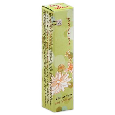 Love and Toast .27 oz. Roller Perfume in Dew Blossom