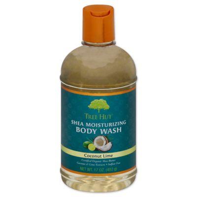 Tree Hut Body Wash