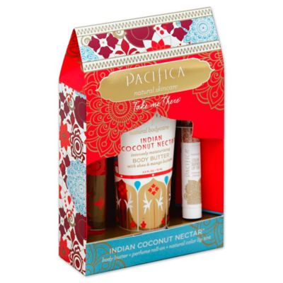 Pacfica® 3-Count Indian Coconut Nectar Take Me There Set