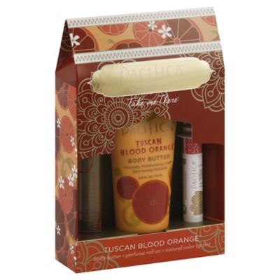 Pacificia® 3-Count Tuscan Blood Orange Take Me There Set
