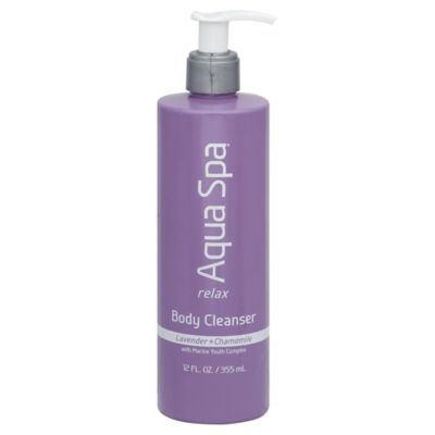 Aqua Spa® 12 oz. Relax Body Cleanser