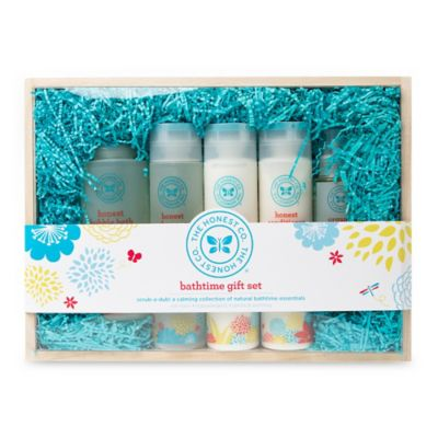 Honest Bath Time Gift Set