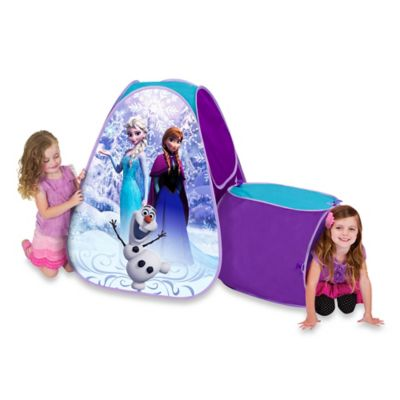 Disney® Frozen Hide About Play Tent with Tunnel