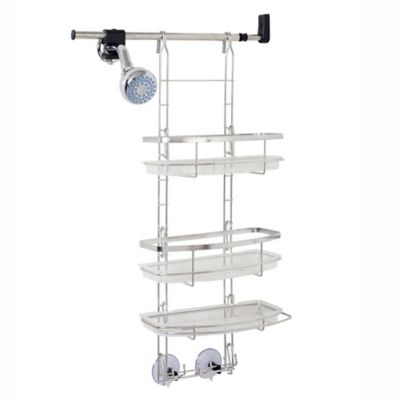 Zenna Make-A-Space Side Mount Shower Caddy