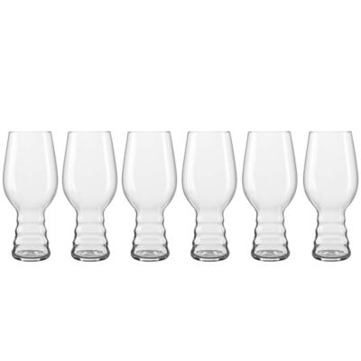 Spiegelau Beer Classics IPA Glasses (Set of 6)