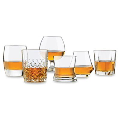 Libbey® 6-Piece Whiskey Tasting Set