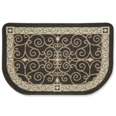 Bacova Eastly Midnight Kitchen Rug