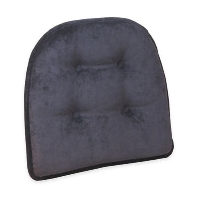 Klear Vu Davina 4-Tack Gripper® Chair Pad in Aubergine