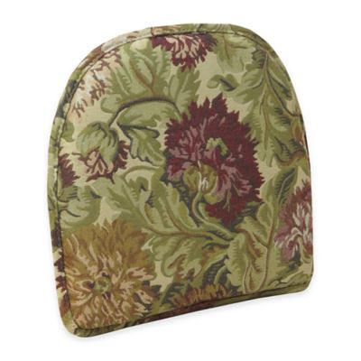 Klear Vu Annalea Essentials Gripper® Chair Pad in Mulberry