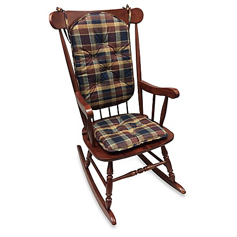 Buy Hopewell Hearth 2 Piece Rocking Chair Gripper 174 Cushion