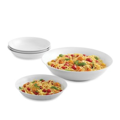 B. Smith Pasta Bowls (Set of 5)