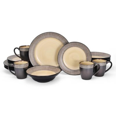 Mikasa® Gourmet Basics Massina 16-Piece Dinnerware Set