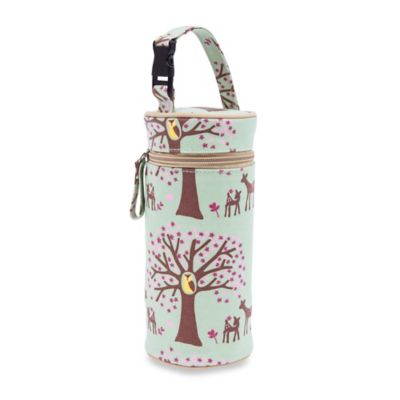 Pink Lining Woodland Bottle Holder