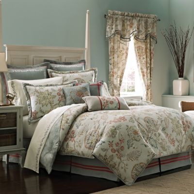 Croscill® Retreat Queen Comforter