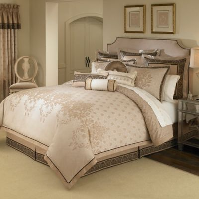 Waterford® Linens Aileen Reversible Queen Comforter