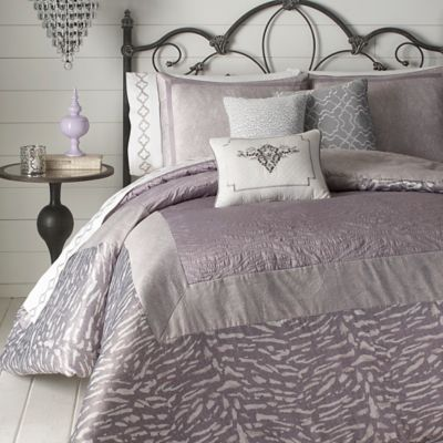 Lux Pattern Comforters