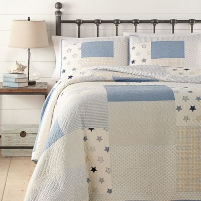 Jessica Simpson America Full/Queen Quilt