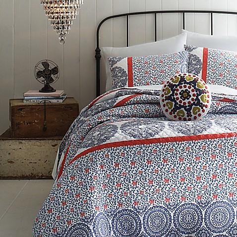 Jessica Simpson Stripe Standard Pillow Sham