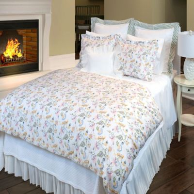 Downtown Company Madelyn Queen Mini Duvet Cover Set
