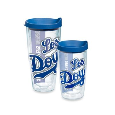 Tervis® MLB Los Doyers Wrap 16 oz. Tumbler with Lid