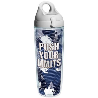 Tervis® Push Your Limits 24 oz. Water Bottle with Lid