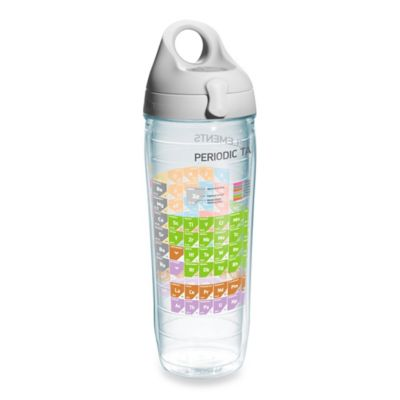 Tervis® Periodic Table of Elements Wrap 24 oz. Water Bottle with Lid