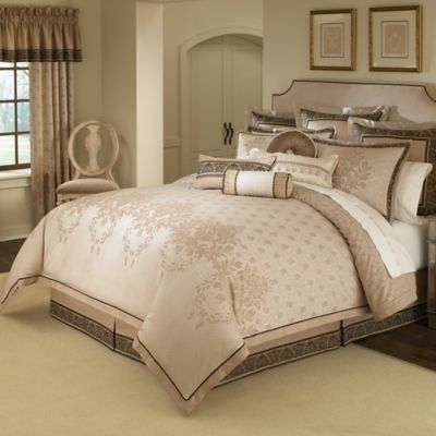Waterford® Linens Aileen Queen Bed Skirt