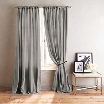 Berry Curtain Panel