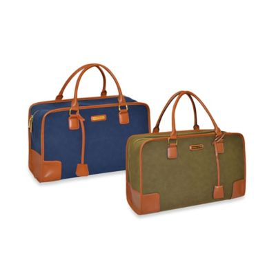 Olive Luggage Duffle